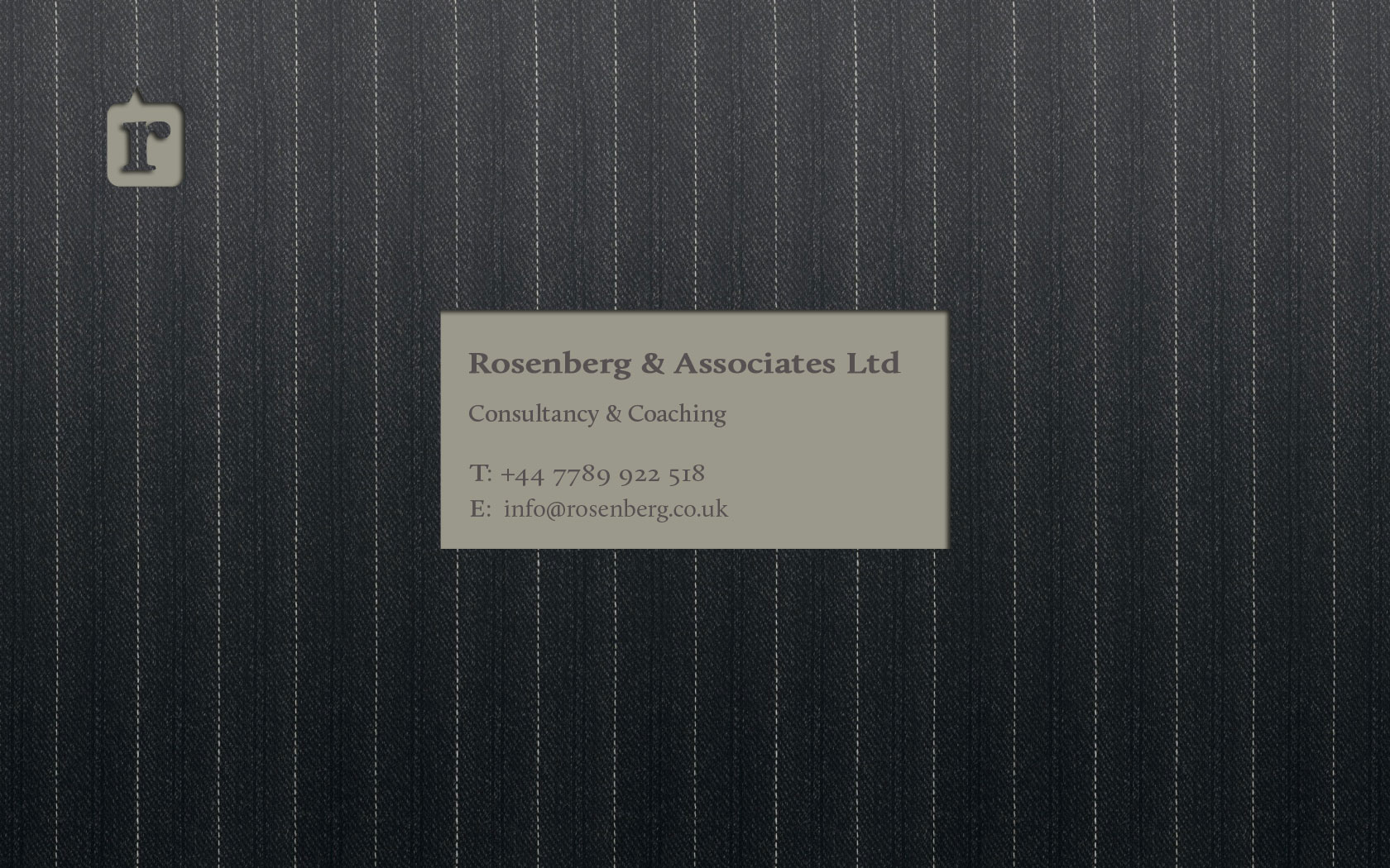 rosenberg.co.uk